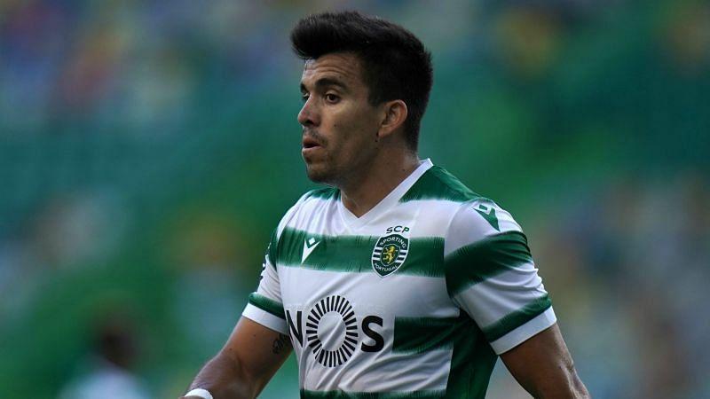 Sevilla-bound defender Marcos Acuna