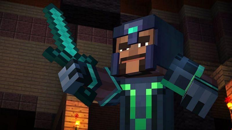 Gabriel the Warrior (image credits: NickoG, Youtube)
