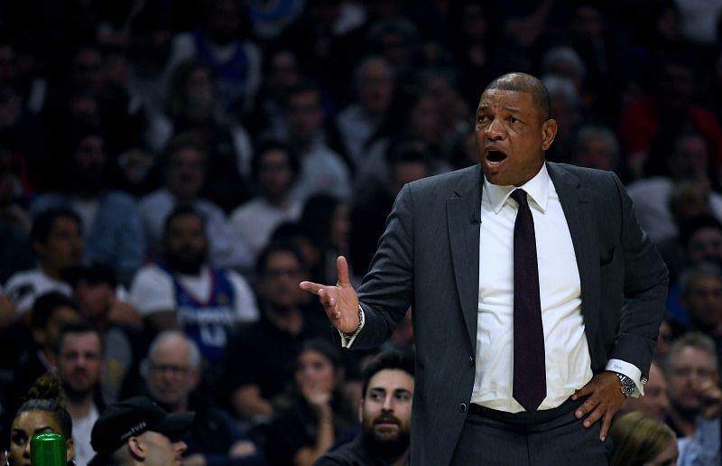 Doc Rivers is among the most successful black NBA coaches in the league