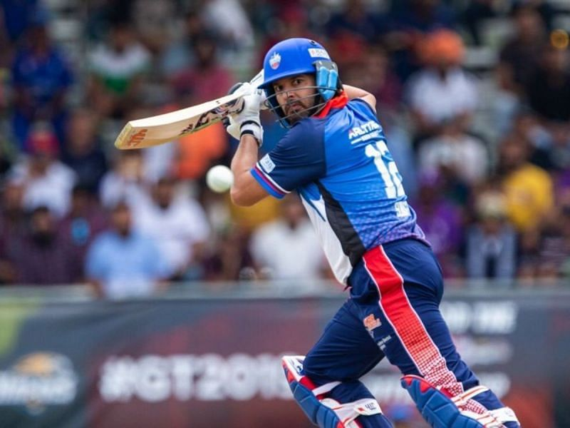 Yuvraj Singh is reportedly interested in playing in the Big Bash League