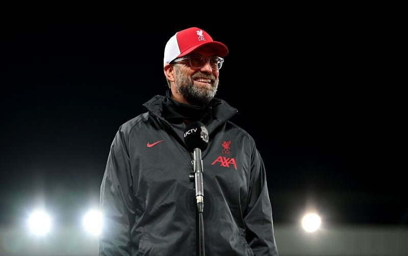 Liverpool manager Jurgen Klopp has had only one addition to his squad this summer