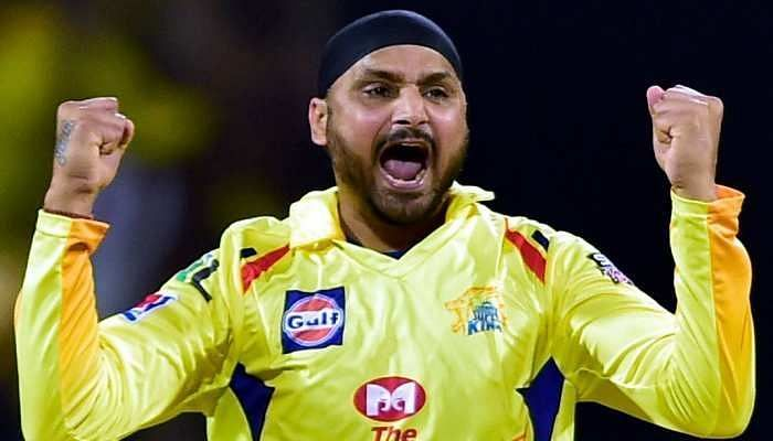 Harbhajan was the only full-time off-spinner in the CSK squad for IPL 2020