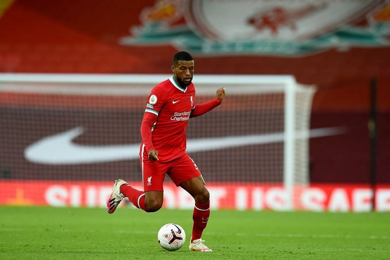 Georginio Wijnaldum has been linked with Barcelona but is reportedly set to remain at the Merseyside.
