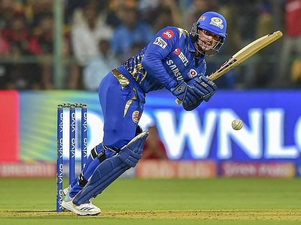 When will Quinton de Kock fire for MI in IPL 2020?