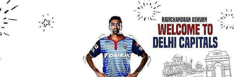 R Ashwin will lend variety to the Delhi Capitals