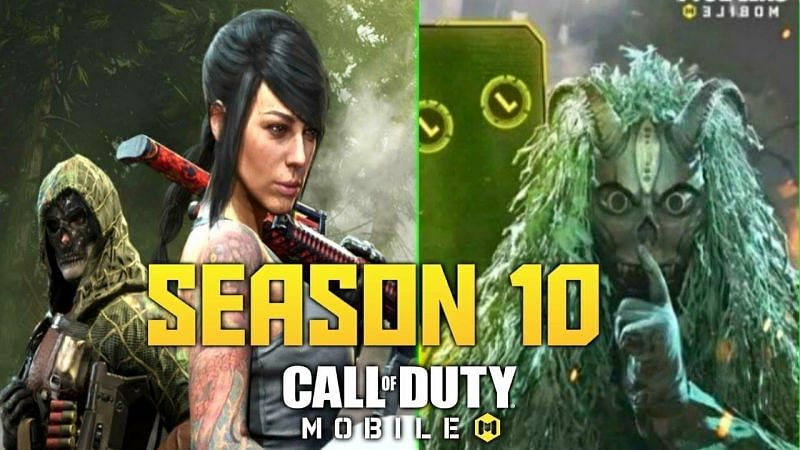 The COD Mobile Season 10 release date has been announced (Image Credits: Spunk Gaming/ YouTube)