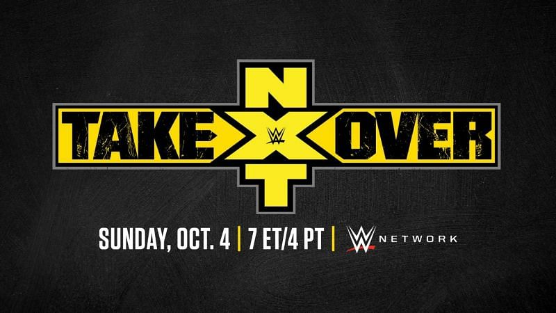 NXT TakeOver will take place on October 4, 2020