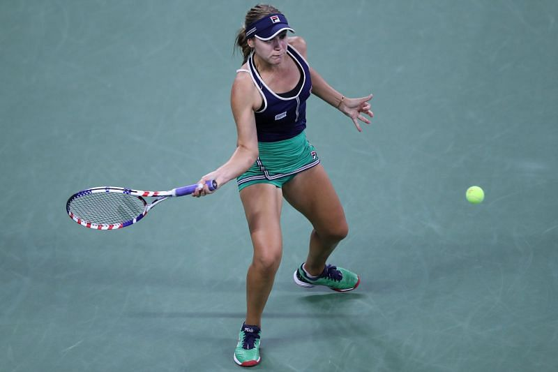 Sofia Kenin at the 2020 US Open