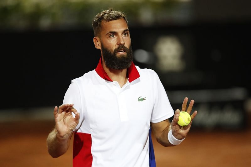 Benoit Paire has had a tumultuous 2020 season.
