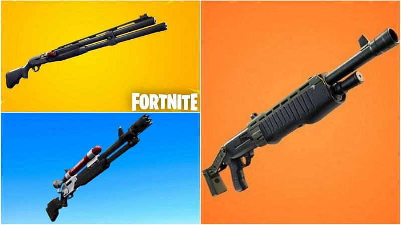 Which is the best shotgun in Fortnite Chapter 2 Season 4?
