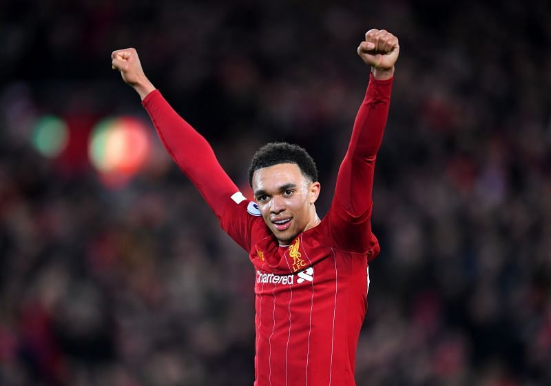 Liverpool youngster Trent Alexander-Arnold is one of the most gifted players of his age group