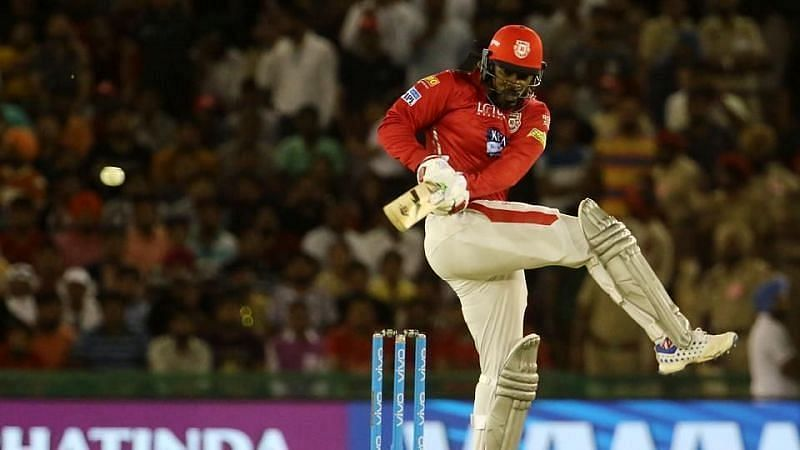 Can Universe Boss Chris Gayle deliver again? (Pic: BCCI/IPL)