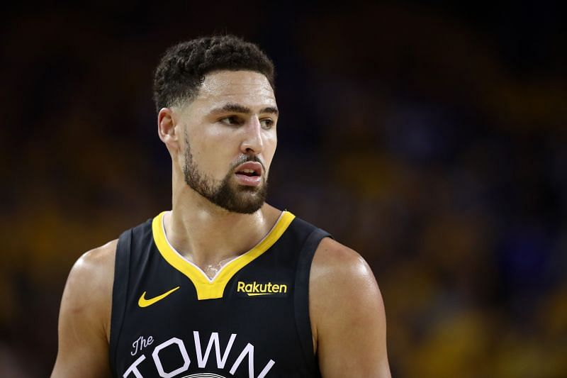 Klay Thompson makes our top 3.