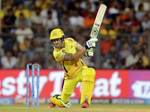 Faf du Plessis has been CSK