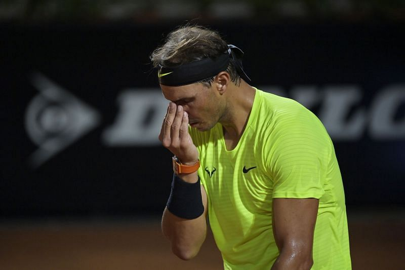Rafael Nadal leads Dusan Lajovic by 2-0 in the h2h.