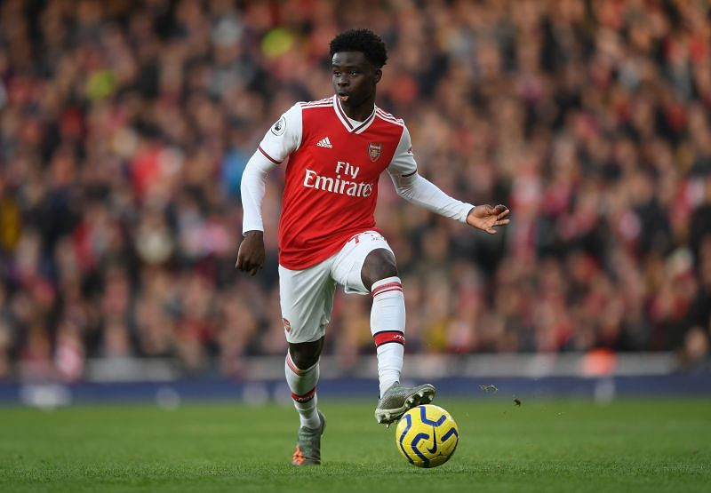 Saka is a great budget option for FPL managers