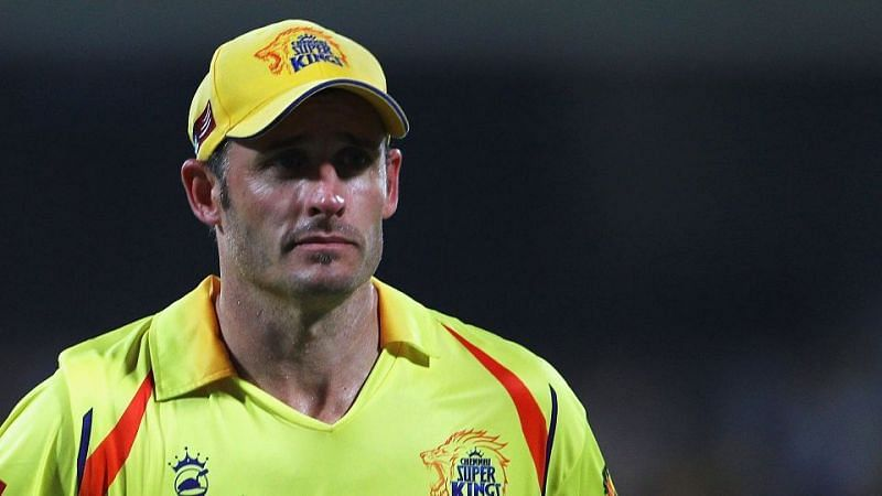 Chennai Super Kings batting coach Michael Hussey is the latest name to test positive for COVID-19.