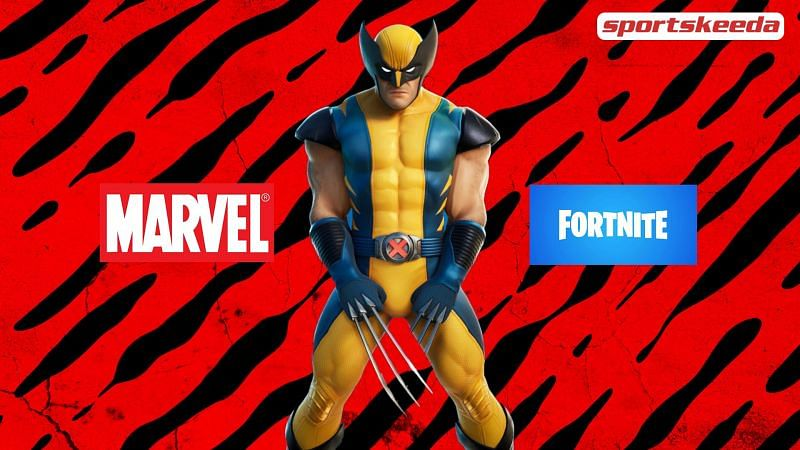 Wolverine has arrived on the Fortnite island!