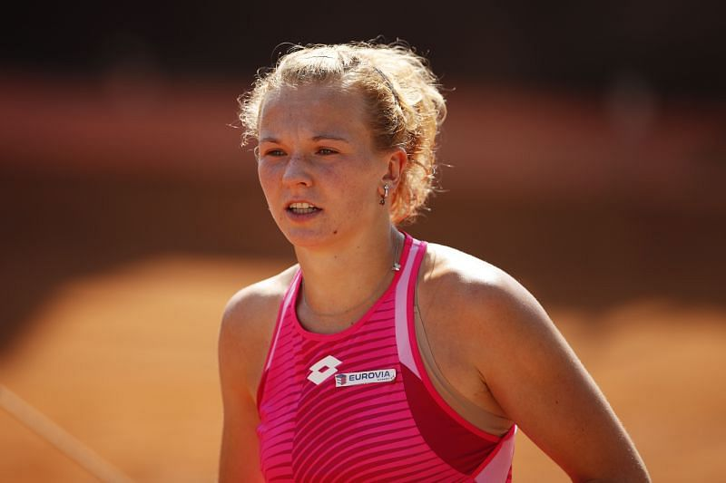 Can Katerina Siniakova stage another upset at Strasbourg this week?