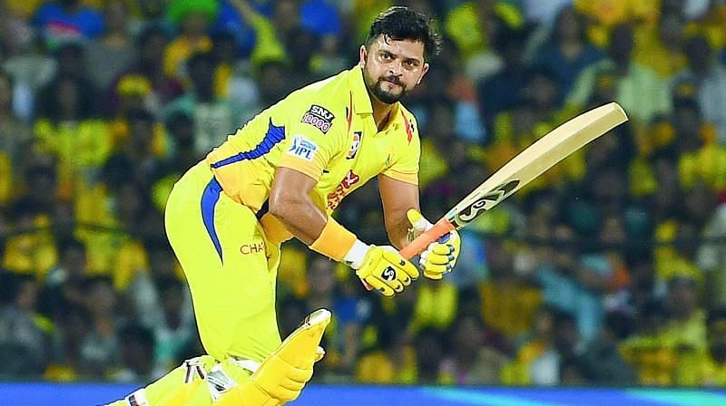 CSK are dearly missing Suresh Raina