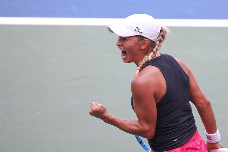 Yulia Putintseva leads by 2-0 in the h2h.