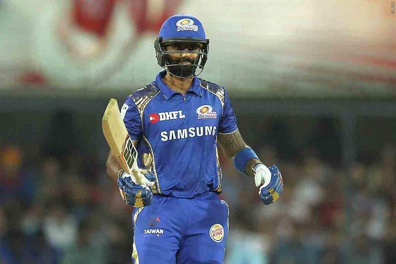 Suryakumar Yadav has been an underrated presence of MI in the IPL