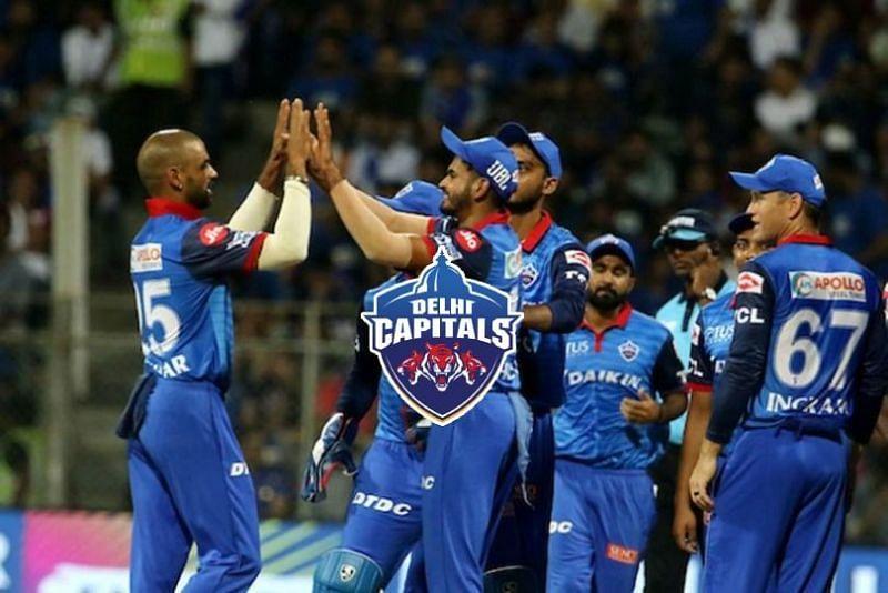 DC IPL 2020 Squad
