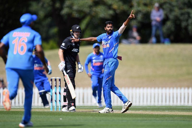 New Zealand A v India A