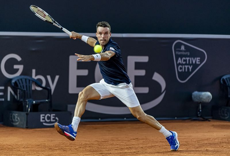 Roberto Bautista Agut has been in decent form in Hamburg