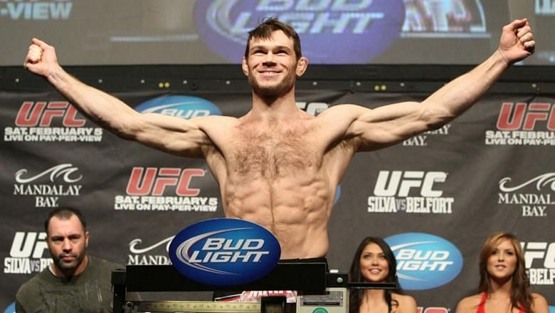 One of the original TUF winners, Forrest Griffin, became an unlikely UFC champion in 2008.