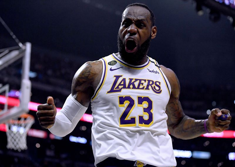 NBA News Update: LeBron James made his 252nd career post-season game - the second-most in NBA history