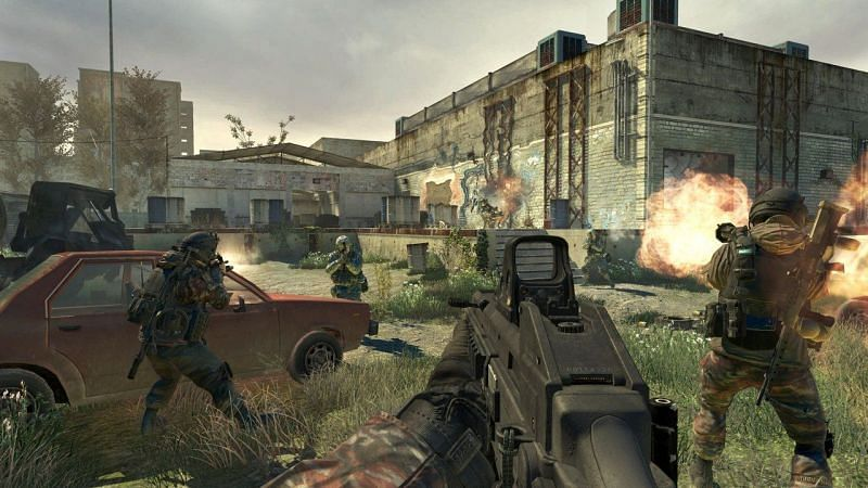 Call of Duty Modern Warfare 2 was released on 10 November 2009 across all major platforms (Image Credit: Infinity Ward)
