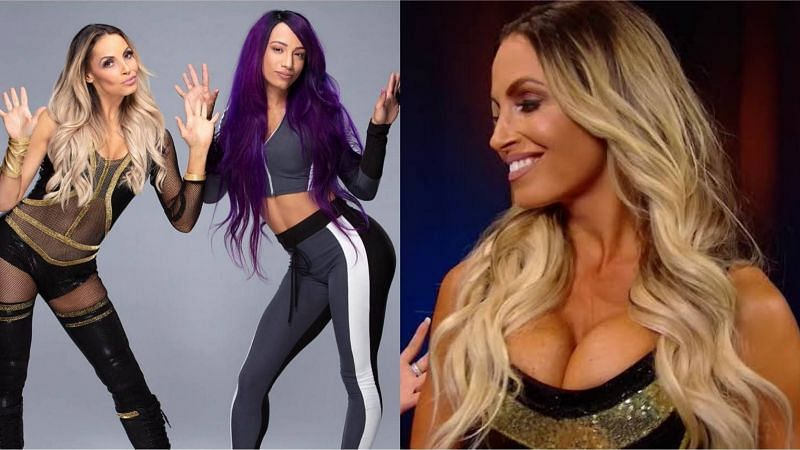 Trish Stratus vs Sasha Banks is certainly a match that many fans would like to see