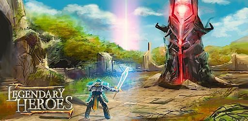 Legendary Heroes. Image: Google Play.