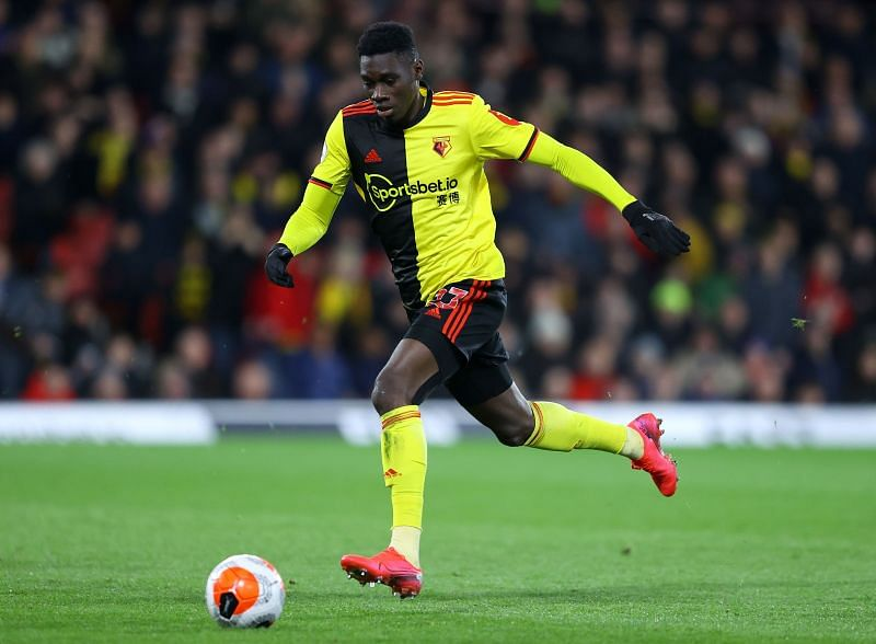 Ismaila Sarr put Liverpool to the sword