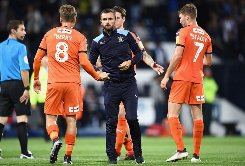 Nathan Jones has done wonders since returning to Luton Town