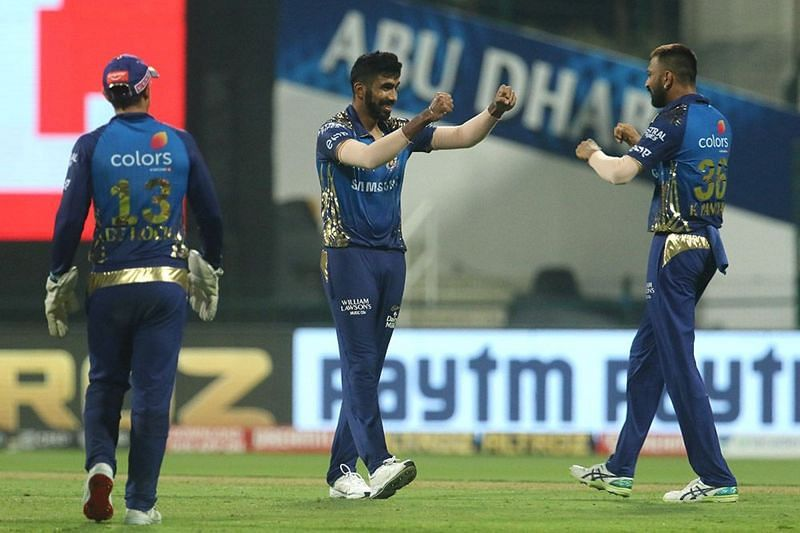 Bumrah bowled a vintage spell in MI