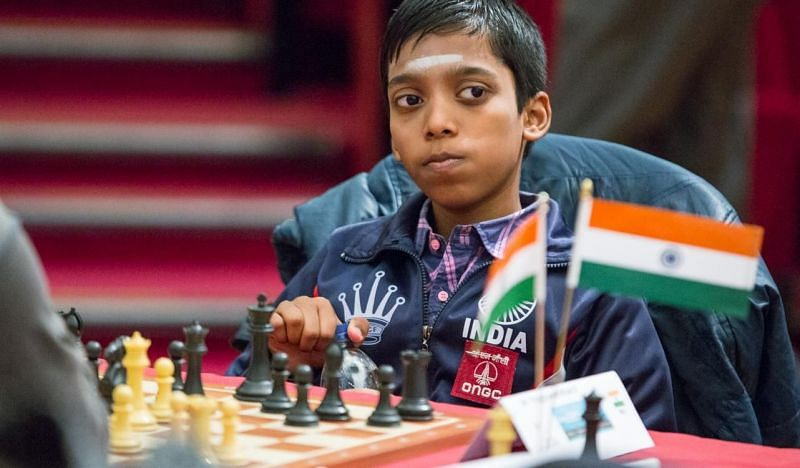 Praggnanandhaa won the Xtracon Chess Open last year. || Credits: Xtracon Chess Open