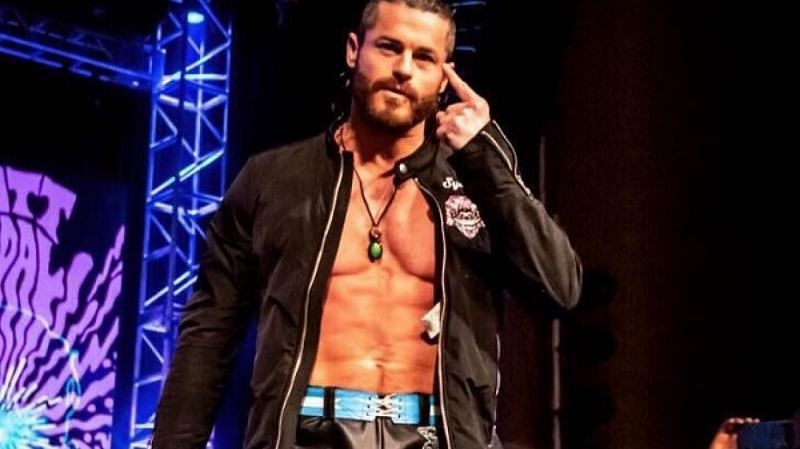 Matt Sydal has wrestled in promotions around the world, including AEW, WWE, NJPW, and Ring of Honor