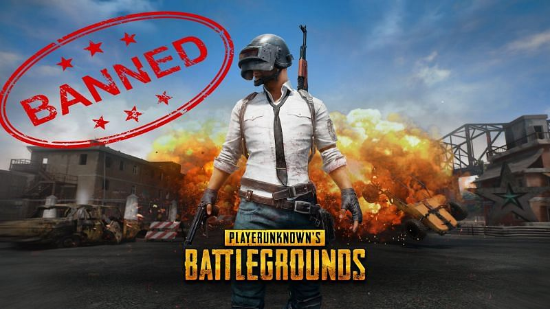 Network error login failed error in PUBG Mobile (Image Source: wallpapercave.com and onlygfx.com)