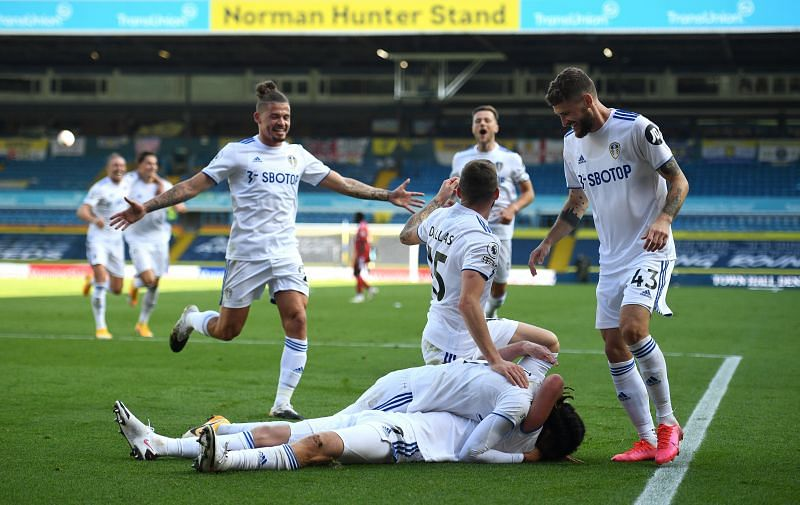 Leeds United have been rampant in attack in their first two games of the season
