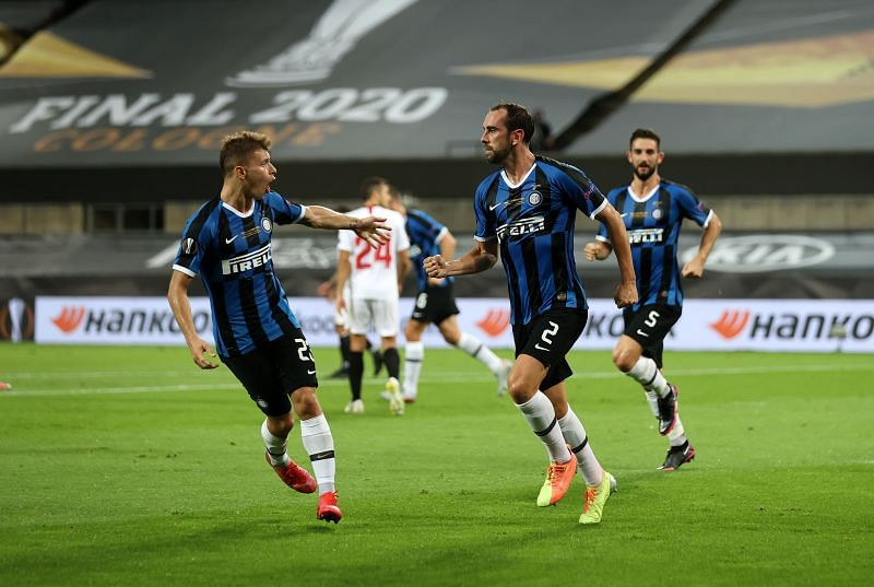 Inter Milan will take on Benevento in Serie A action