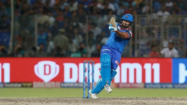Rishabh Pant is the only wicket-keeper part of the DC roster at the moment
