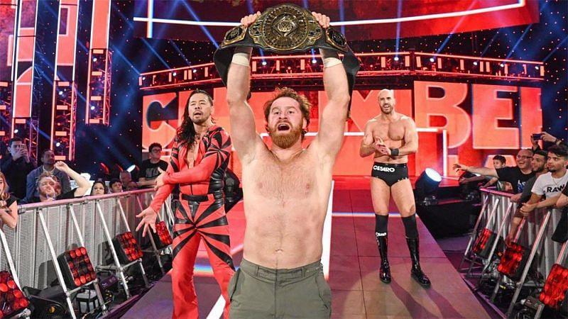 WWE Intercontinental Championship 2020