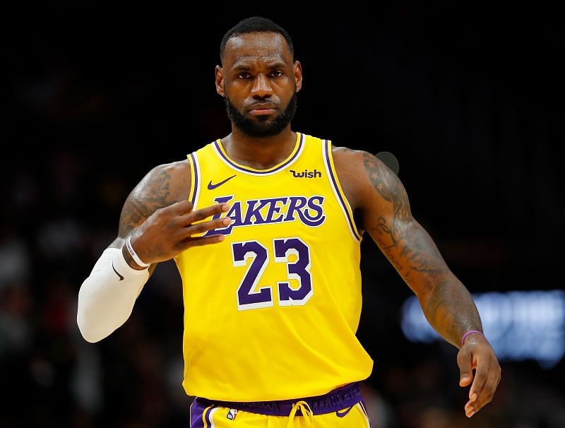 LeBron James could move to number 1 in another list