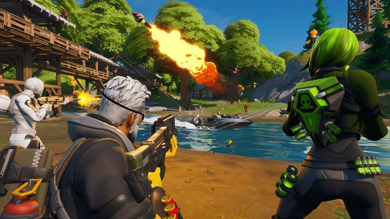 Graphics have been improved and optimised for several platforms (Image Credit: Epic Games)