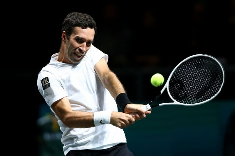 Mikhail Kukushkin pulled off a major upset in Round 2 of the 2020 US Open, knocking out 13th seed Cristian Garin