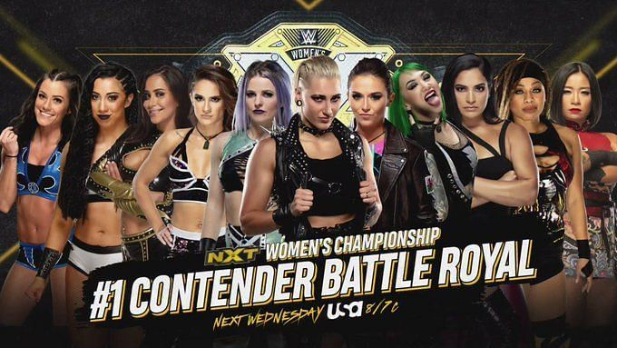 Who will be the next contender for the NXT Women