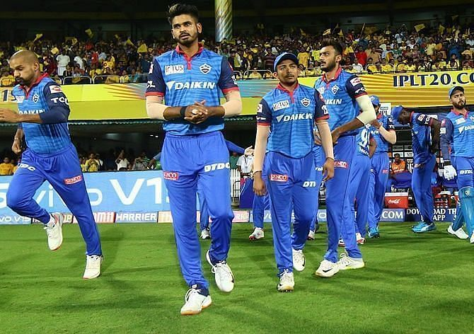 Delhi Capitals has a strong core group of Indian players
