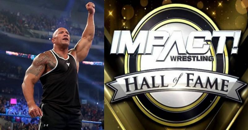 The Rock will send the induction greeting video to IMPACT Wrestling.